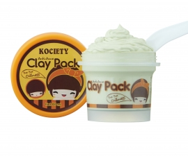 KOCIETY ANTI ACNE CLAY PACK